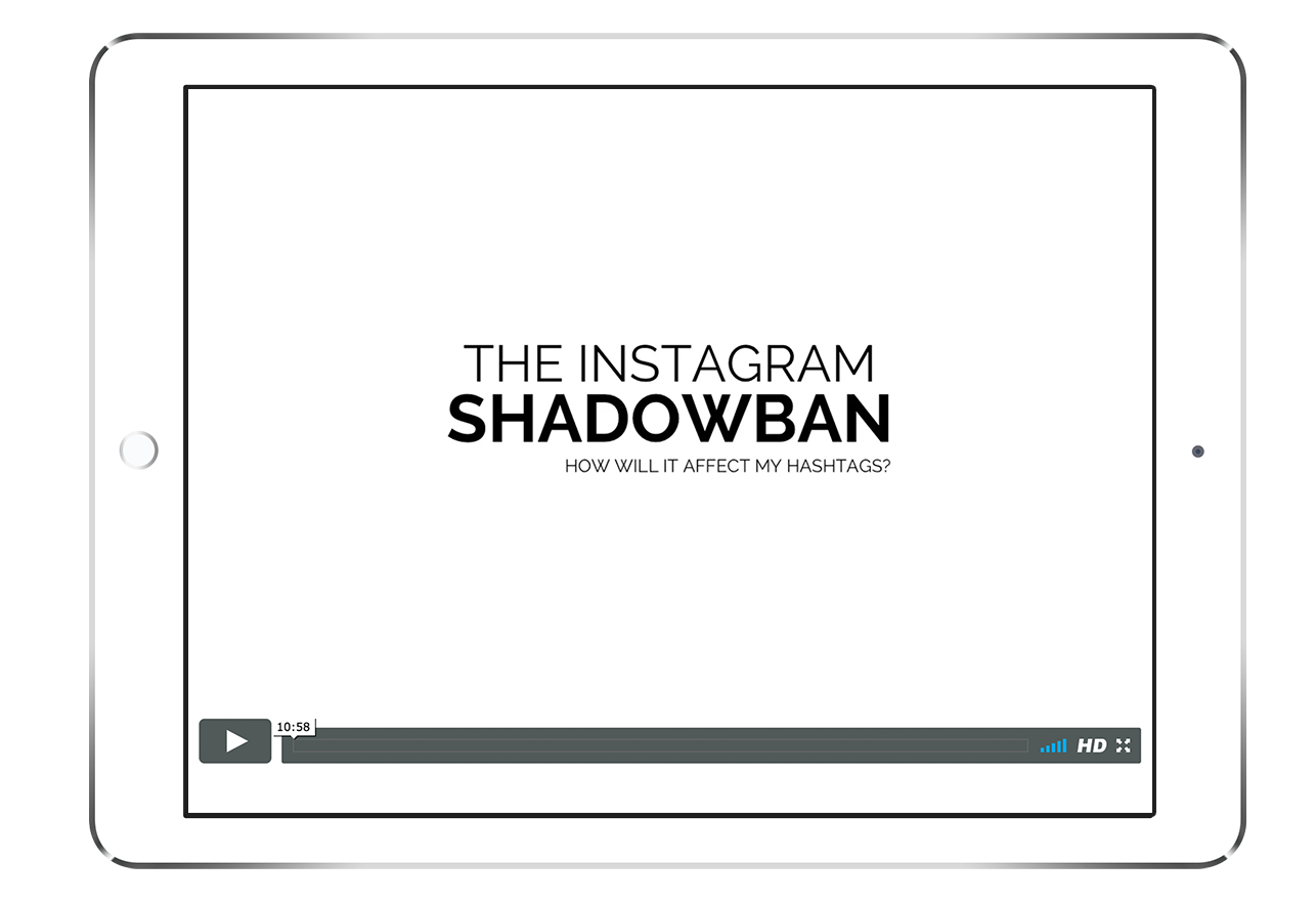 Instagram Hashtags Shadowban